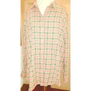 H & M Cotton Shirt, Size 12